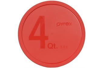 Pyrex - Red 3.8l Mixing Bowl Lid