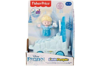 Fisher-Price Disney Frozen Parade Elsa's Float by Little People