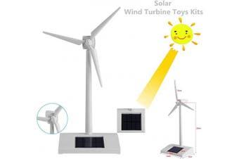 Acogedor Solar Windmill Toys Solar Energy Children Science Teaching Tool,Solar Toys for Kids for Education or Fun,Child Birthday Gift