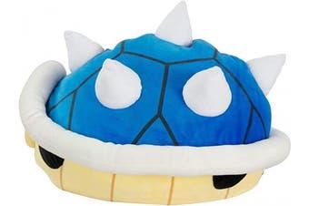 (Blue Shell) - Club Mocchi Mocchi Nintendo Mario Kart Blue Shell Plush Stuffed Toy