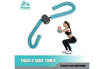 (Teal) - RBX Thigh Trimmer and Upper Body Toner