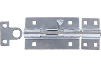 The Hillman Group 851000 13cm Extra Heavy Gate Barrel Bolt, Zinc Plated
