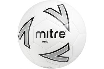 (Impel, Size 2, White, Without Ball Pump) - Mitre Impel Training Football