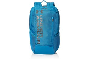 (One Size, Teal Vibe / Teal Vibe / Black (417)) - Under Armour Unisex's Gametime Bp Backpack
