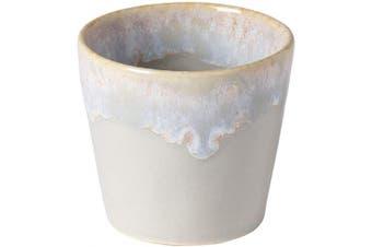 (2, Gray) - COSTA NOVA Stoneware Ceramic Dish Grespresso Collection Espresso Cups 2-Piece Set, 90ml (Grey)