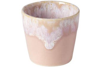 (6, Soft Pink) - COSTA NOVA Stoneware Ceramic Dish Grespresso Collection Espresso Cups 6-Piece Set, 90ml (Soft Pink)