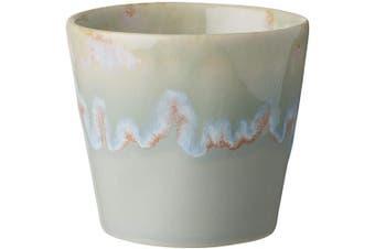 (6, Gray) - COSTA NOVA Stoneware Ceramic Dish Grespresso Collection Espresso Cups 6-Piece Set, 90ml (Grey)