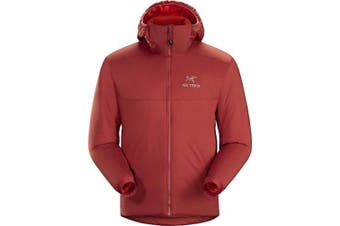 (XL, Infrared) - Arc'teryx Men's Atom AR Hoody Jacket
