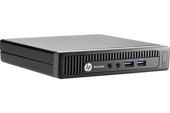 HP Prodesk 600 g1 DM BUSINESS PC ultra slim Intel core i5 4590T 8GB RAM 500GB HDD 24 MONTH WARRANTY WIFI STANDARD (Renewed)