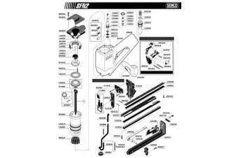 O ring Rebuild Parts Kit - Complete O Ring Kit!! for Senco Finish Nailer SFN2 SFNII