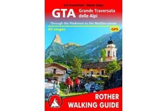 GTA - Grande Traversata delle Alpi walking g.: 2013