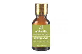 (Oregano, 10ml) - Premium Aromatherapy Oregano Essential Oil 100% Organic Pure Undiluted Therapeutic Grade Scented Oils - 10ml for Diffuser, Relaxation, Skin Therapy, Spa & Home