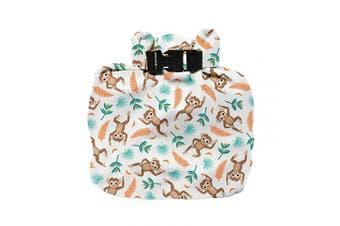 (spider monkey) - Bambino Mio Wet Nappy Bag