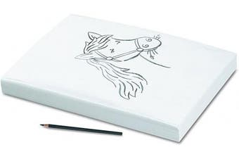 Pacon 96510 Semi-Transparent Tracing Paper