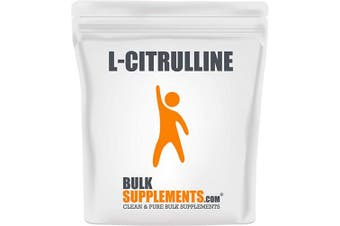 (1 Kilogramme (1kg) Powder) - L-Citrulline Powder by BulkSupplements (1 Kilogramme)