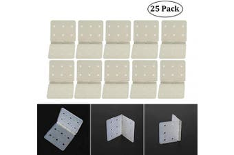 Pinned Nylon Hinges W0.200cm and L1.100cm RC Aeroplane Plane Model Aircraft Parts