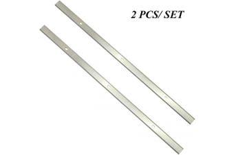 Planer Blades Knives 32cm HSS Replacement for Delta 22-560 22-562 22-565 TP400LS Craftsman 21758 Wen 6550 Triton TPT125 Performax Grizzly TP305 Porter Cable PC305TP 30cm - 1.3cm x 1.2cm x 1/41cm , 2pcs