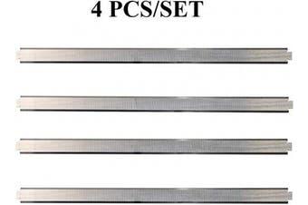 Power Planer Blades Knives for Ryobi AP1301 Ridgid AC8630 TP1300 TP13001 TP13002 TP13000 HSS 33cm Replaces Set of 2(4pcs)