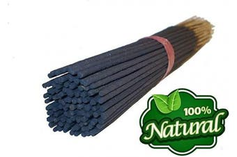 (Denim, 100 Incense Sticks) - Bless International 100%-Natural-Incense-Sticks Handmade-Hand-Dipped The-Best-Scent (Denim, 100 Incense Sticks)