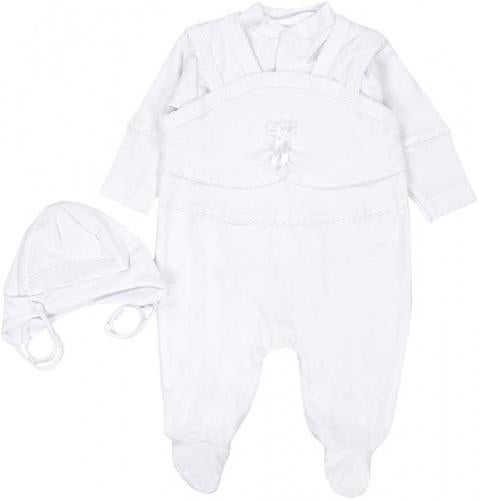 TupTam Christening Clothes for Babies 3 Pieces