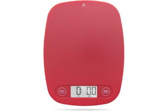 (Cherry Red) - GreaterGoods Digital Food Kitchen Scale (Cherry Red), Portion helps support the charity Love146