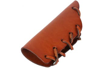 TOURBON Leather Axe Handle Protection Covers