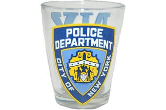 (Nypd) - American Cities and States of Cool Shot Glass's (NYPD)