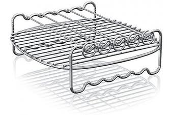 (Double Layer Rack/Skewers- XL models) - Philips Airfryer Double Layer Rack with Skewers- HD9905/00, For HD9240 models