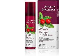 Avalon Organics Wrinkle Defence Night Cream 50ml