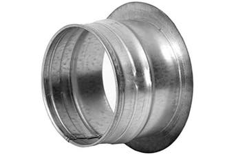 (8'' Inch) - Duct Collar Air Tight -for Connecting Flex Ducting (20cm Inch)