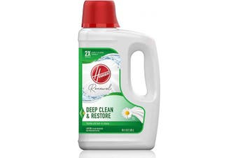 (1890ml) - Hoover Renewal Deep Cleaning Carpet Shampoo, Concentrated Machine Cleaner Solution, 1890ml Formula, 1890ml, White, 1890ml