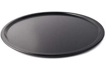 (33cm ) - Oddier Nonstick Pizza Pan Carbon Steel Pizza Tray Pie Pans (33cm )