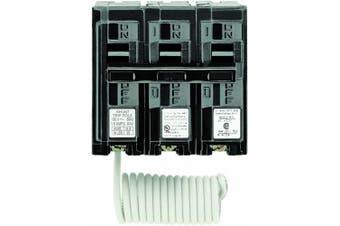 Siemens Q210000S07 120/240-Volt type MP-T 100-Amp Circuit Breaker with 24-Volt Shunt Trip Double pole