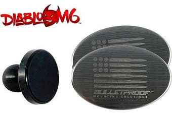 DiabloM6 Cell Phone Holder Compatible with iPhone and Android Smartphones - 20mm Attachment Ball