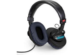 (Dark Blue) - Brainwavz Earpads for Sony MDR 7506 - V6 - CD900ST with Memory Foam Ear Pad & Suitable for Other On Ear Headphones (Dark Blue)