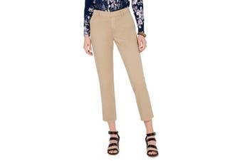 (6, Almond Khaki) - Style & Co. Womens Pants