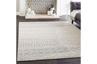 (0.6m x 0.9m, Grey) - Artistic Weavers Chester Grey Area Rug, 0.6m x 0.9m