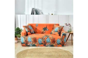 (Loveseat, Pattern #39) - nordmiex Printeded Stretch Sofa Slipcover - 1 Piece Elastic Polyester Spandex Couch Covers- Universal Fitted Sofa Slipcover Furniture Protector (Loveseat Sofa,Printeded#00AZ)