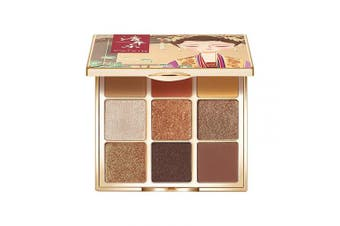 (C09 SUNSET) - CATKIN Eyeshadow Palette Makeup, Matte Shimmer 9 Colours, Highly Pigmented, Creamy Texture Earth Tone Natural Bronze Neutral Cosmetic Eye Shadows (C09 SUNSET)
