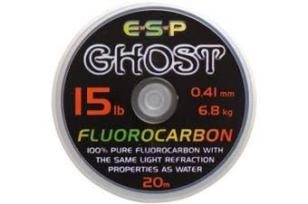 ESP Ghost Flourocarbon 8.2kg - ELGH018