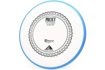 (165-170, Medium) - Axiom Discs Electron Proxy Disc Golf Putter (Colours May Vary)