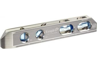 Empire EM71.8 Professional True Blue Magnetic Box Level, 20cm