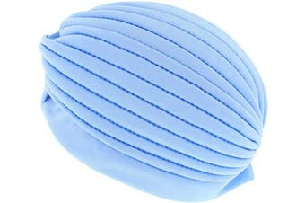 (Blue) - Light Blue Turban