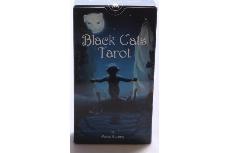 Lo Scarabeo Black Cats Tarot Cards