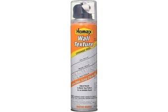 (10-Ounce) - Homax 4091 Drywall Spray Texture Water-Base, 300ml