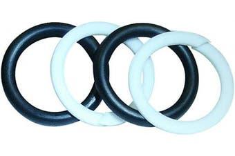 Coxreels 1935-1-SEALKIT Viton Replacement Swivel O-Ring Seal Kit, 1cm Size