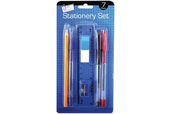 (1, Blue) - Just Stationery Stationery Set