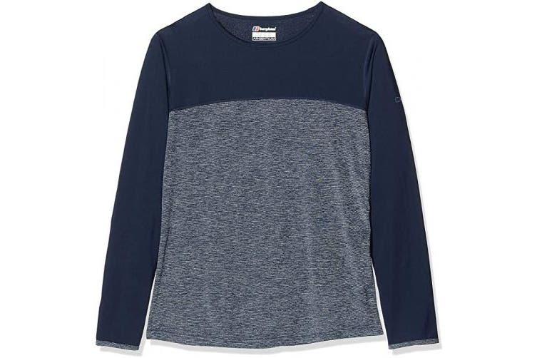 Dusk 14 Long Sleeve Berghaus Women S Voyager Tech T Shirt Short Sleeve Half Zip Long Sleeve Long Sleeve Kogan Com