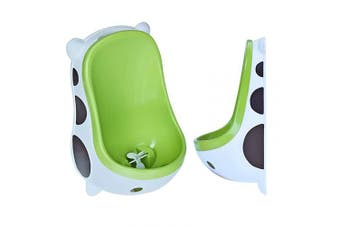 (White Cow) - Potty Training Urinal for Boys - Cute Cow Training Urinal/Potty Urinal Pee Trainer Urine (White Cow)