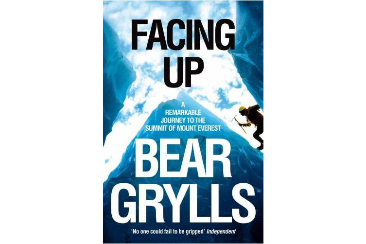 Facing Up: A Remarkable Journey to the Summit of Mount Everest
